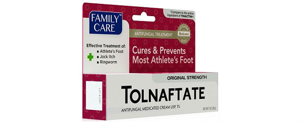 Forces Of Nature Athlete S Foot Jock Itch Control Anti Fungal