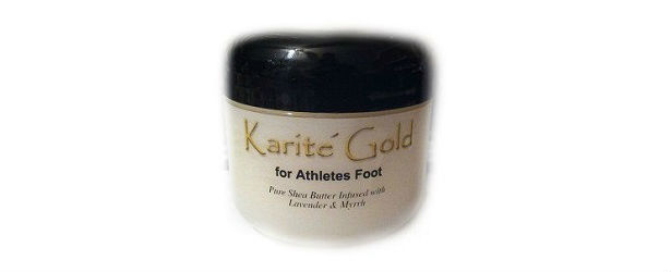 Karite Gold for Athlete's Foot Review 615