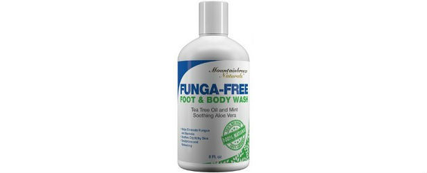 Mountainbreeze Naturals Funga-Free Foot & Body Wash Review 615