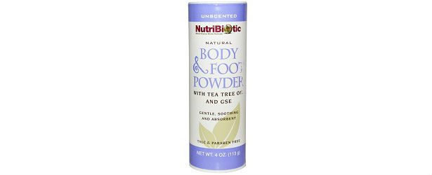 NutriBiotic Natural Body and Foot Powder Review 615