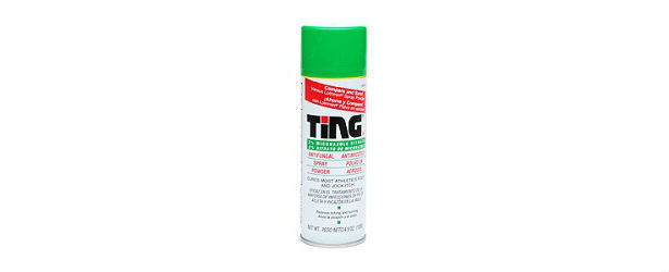 Ting Antifungal Spray Powder 615